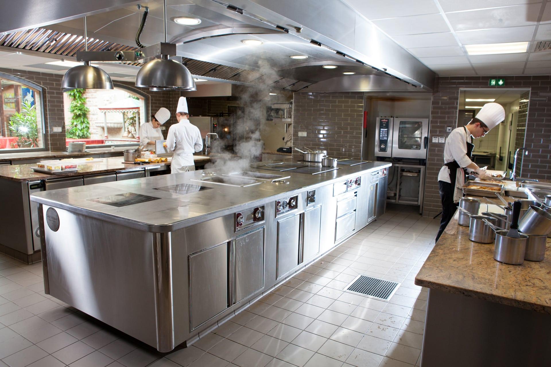Mettez votre cuisine aux normes pour pr venir les risques sanitaires - Cuisine professionnelle bonnet ...