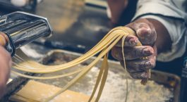 Les réglages pour l'enroulage de votre pâte à laminer