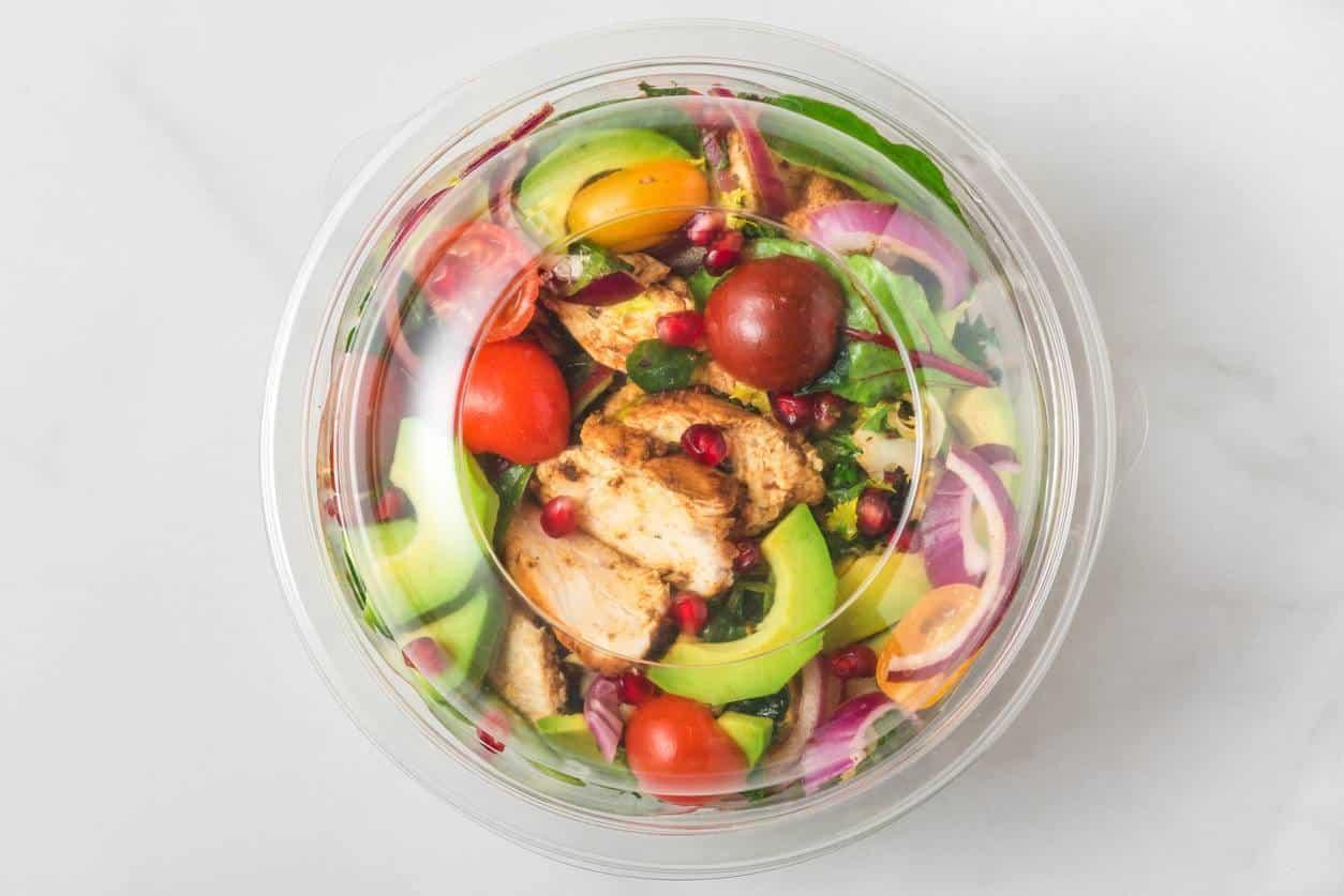 lunch box ; plateau repas ; service traiteur entreprise