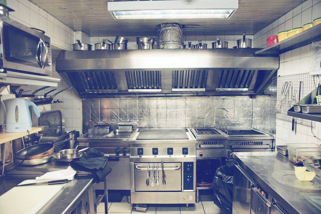 équipement cuisine professionnelle