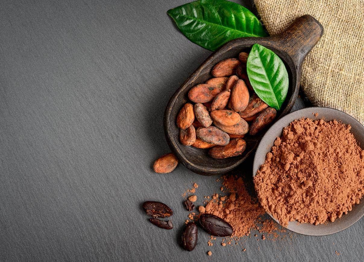 super aliments bienfaits fève cacao
